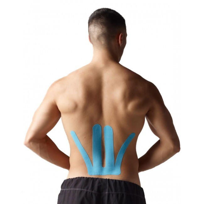 Image result for kineziotaping back